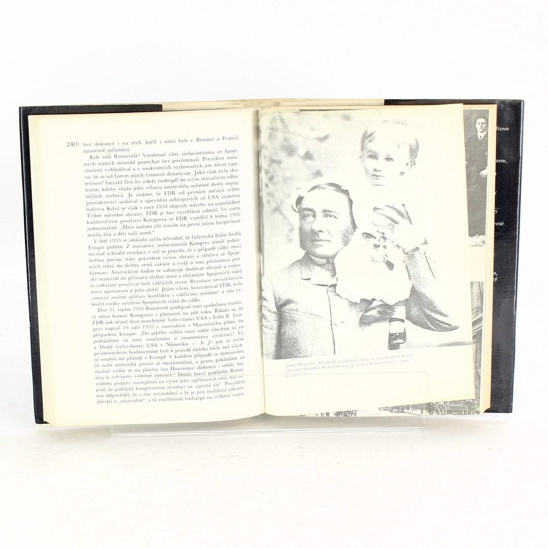 Kniha N. N. Jakovlev: Franklin D. Roosevelt