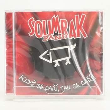 CD Když se daří, tak se daří Soumrak band