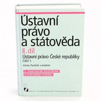 Václav Pavlíček: Ústavní právo a státověda II. - část 2.