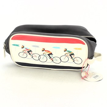 Cyklistické pouzdro Le Bicykle černé