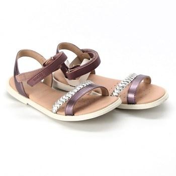 Dětské sandále Geox páskové
