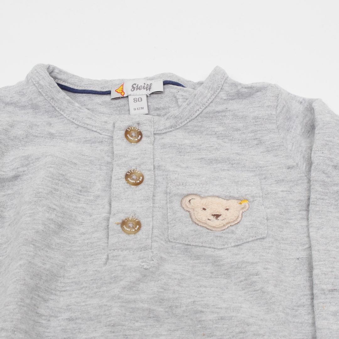 Kojenecké tričko Steiff bavlna