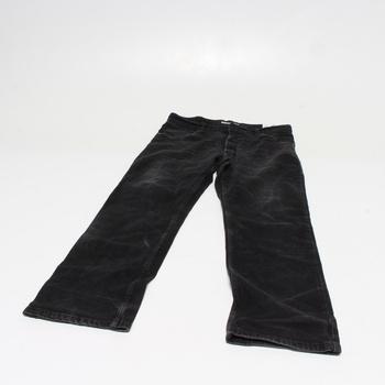 Pánské džíny Wrangler černé 36