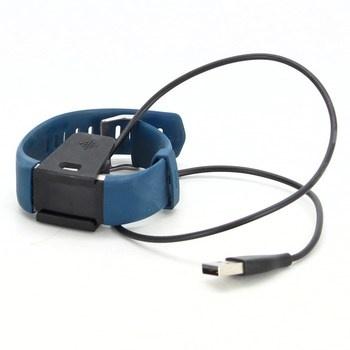 Fitness náramek Fitbit Charge 2, L, modrý