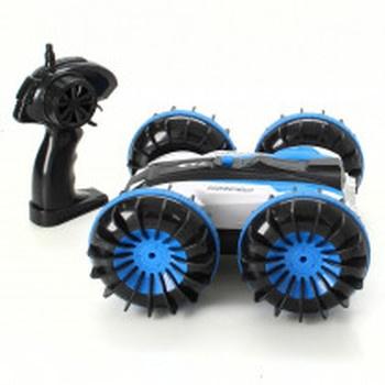 Auto na dálkové ovládání Allcaca modré