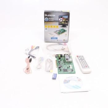 Přenašeč signálu WinFast DV2000. Analog TV a FM
