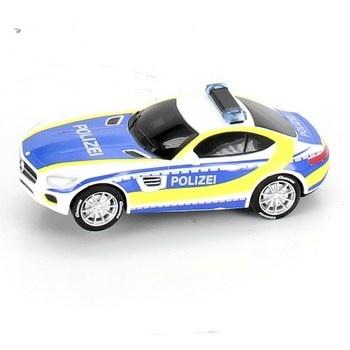 Policejní auto na autodráhu Carrera Go