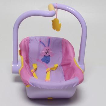 Autosedačka pro panenky Baby Born 829189