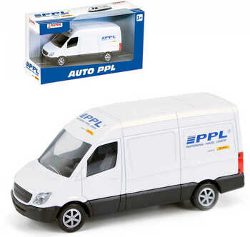 Auto PPL kovové 11,5cm dodávka