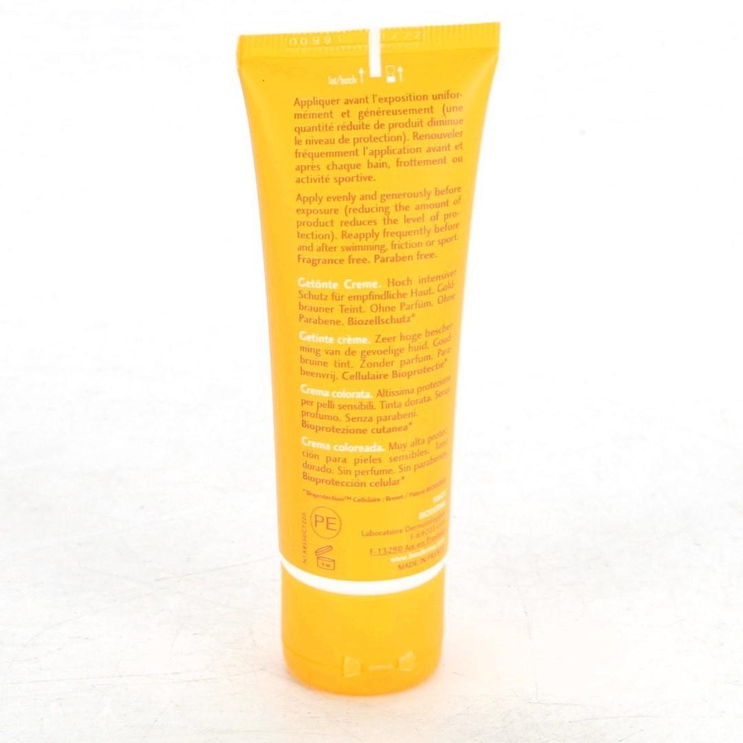 Opalovací krém BIODERMA 40 ml, tónovaný