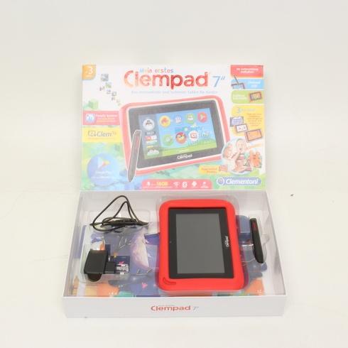 Můj první tablet Clementoni 69481.5 Clempad