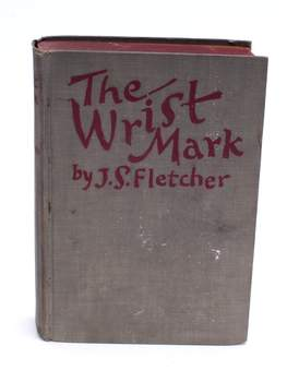 Kniha The Wrist Mark J. S. Fletcher