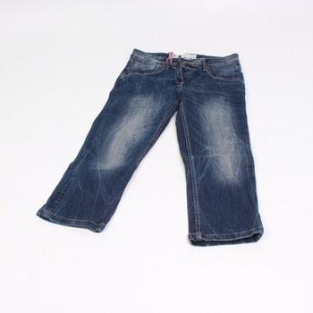 Tříčtvrteční jeansy Timezone 15-5132