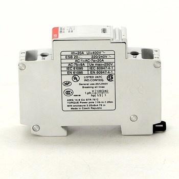 Instalační stykač ESB 20-20 230V