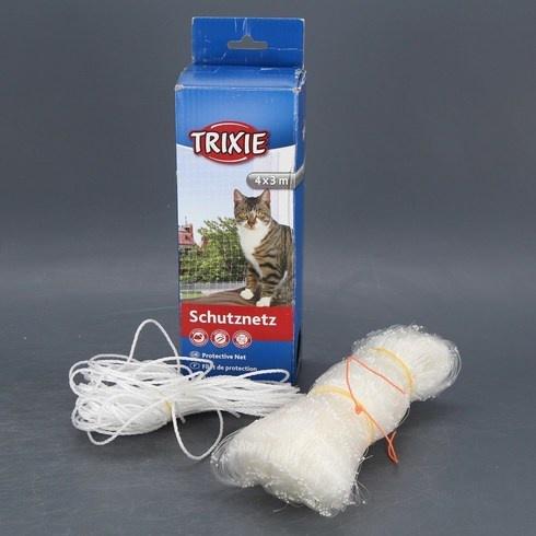 Ochranná síť Trixie balkónová 44323 4x3 m