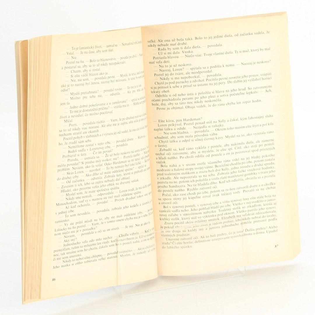 Kniha Harold Robbins: Betsy