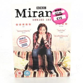 Seriál na DVD BBC MMXI Miranda