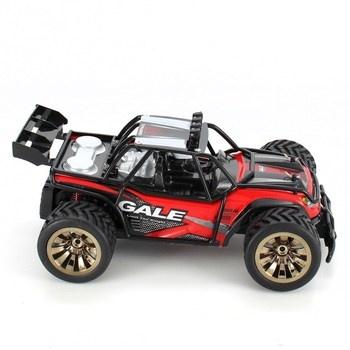 RC model auta Buggy Gale Desert červený