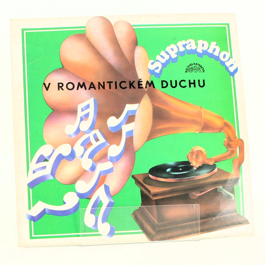 Supraphon: V romantickém duchu