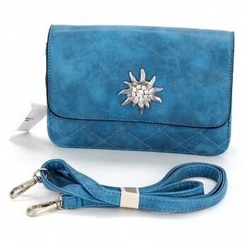 Dámská kabelka Trachtenland modrá