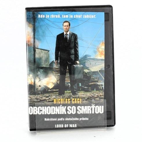 DVD Obchodník so smrťou