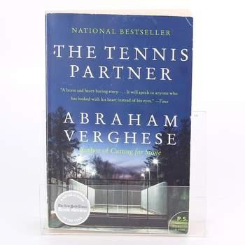 Kniha  The tennis partner