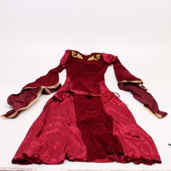 Kostým Smiffys Středověká královna