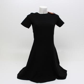 Dámské šaty značky Boss černé barvy