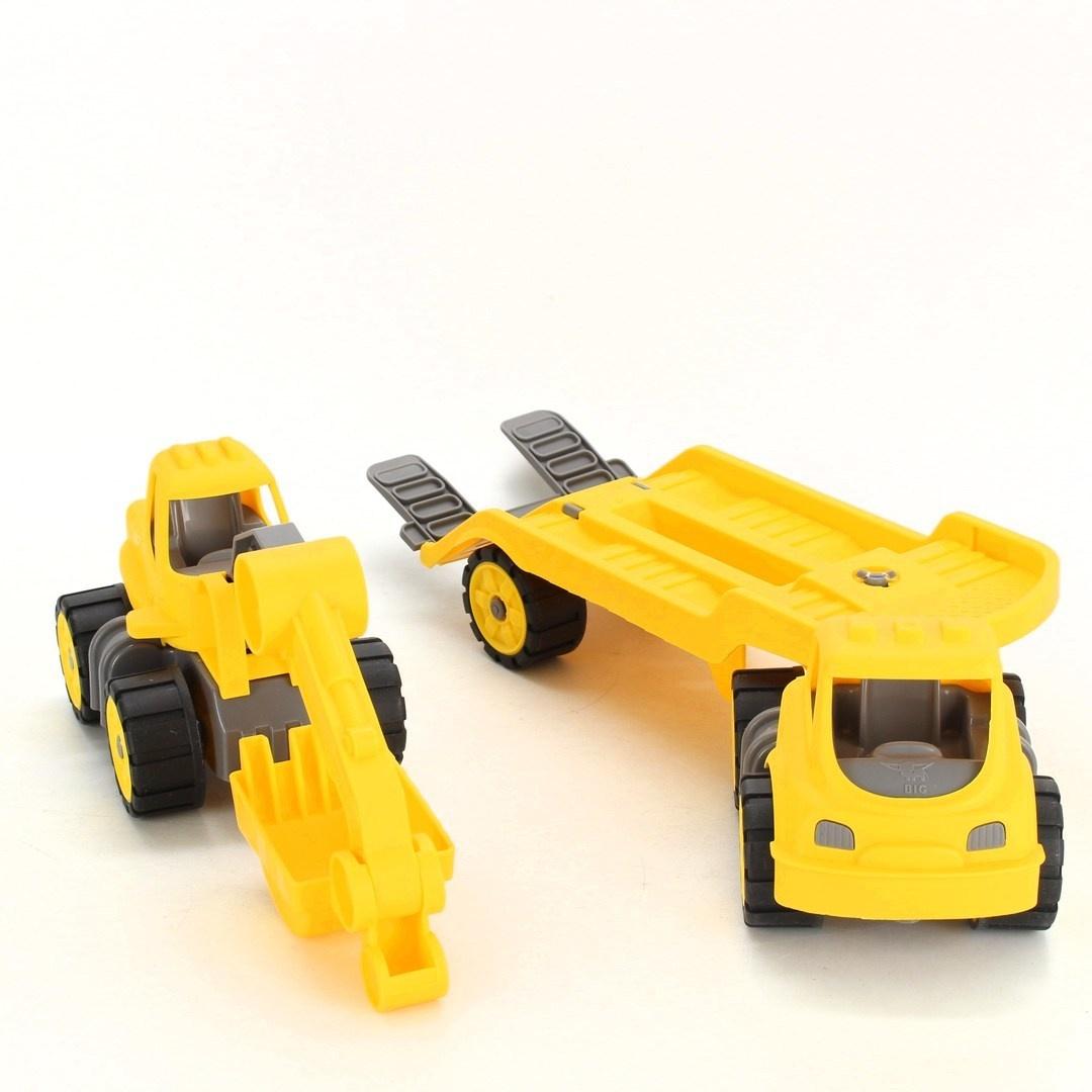 Dětský náklaďák Big Power-Worker-Mini