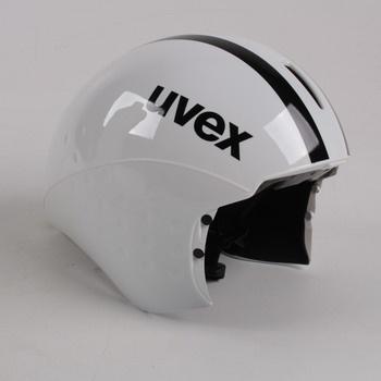 Univerzální helma Uvex Race 8 bílá