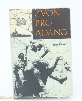 Kniha John Hersey: Zvon pro Adano