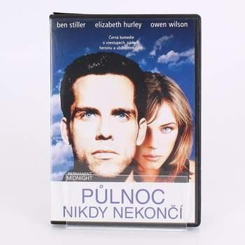 DVD film: Půlnoc nikdy nekončí
