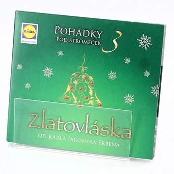CD Pohádky pod stromeček 3: Zlatovláska