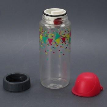 Dětská láhev Emsa 518305 praporky