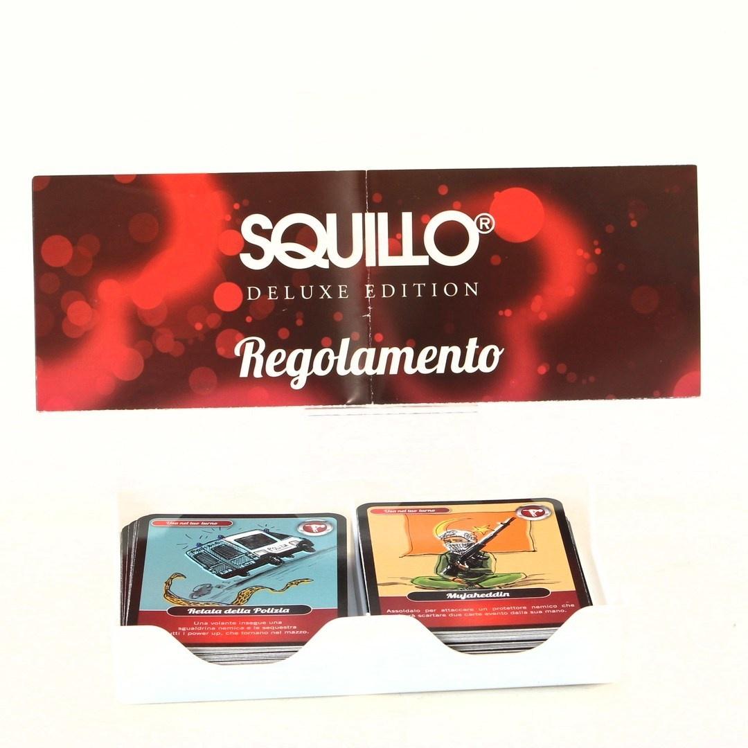 Erotická hra Squillo Regolamento RDSQ01