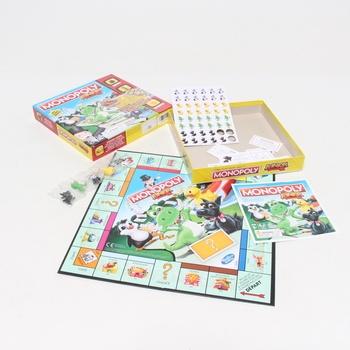 Monopoly Junior Hasbro Gaming