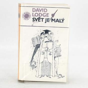 Kniha Svět je malý David Lodge