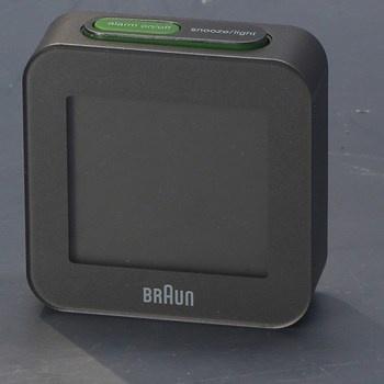 Digitální budík Braun BNC008GY-RC