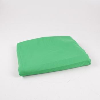 Látkový ubrus zelený 400 x 200 cm