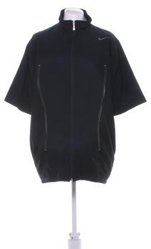 Pánská jarní či podzimní bunda Nike černá