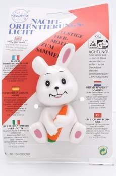 Nástěnné světlo Knopex - králík