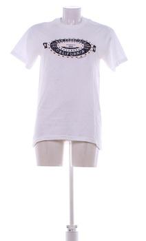 Dámské tričko Gildan bílé
