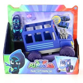Plastová figurka Simba PJMASKS Nacht Ninja