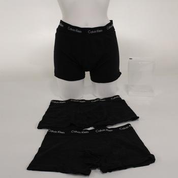 Boxerky Calvin Klein 3 Pack Trunks