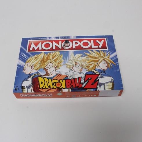 Hra Monopoly Dragon Ball Z edition