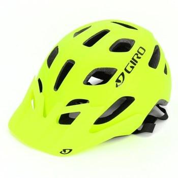 Cyklistická helma Giro Fixture MIPS Mat Lime