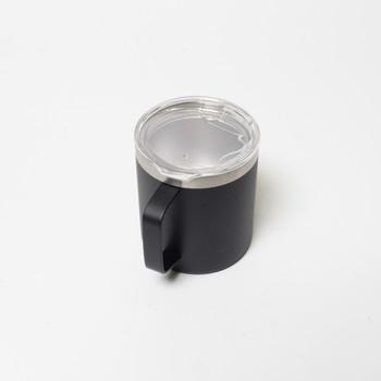 Termohrnek Moulo Ground černý