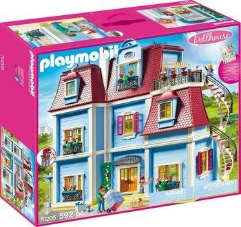 Domeček pro panenky Playmobil 70205