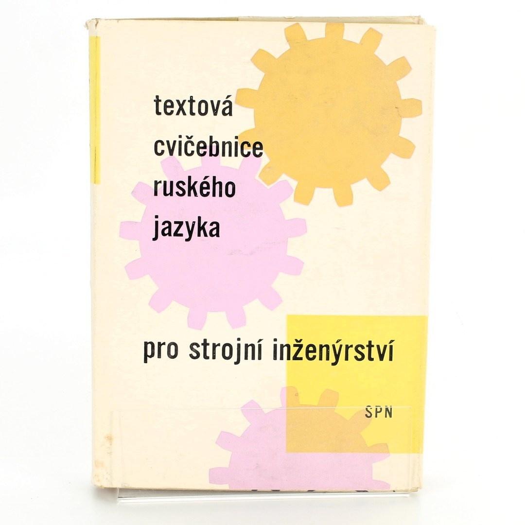 Kniha Textová cvičebnice ruského jazyka