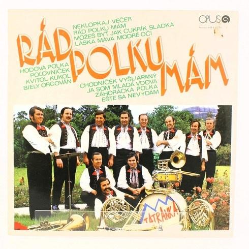 Gramofonová deska Rád polku mám